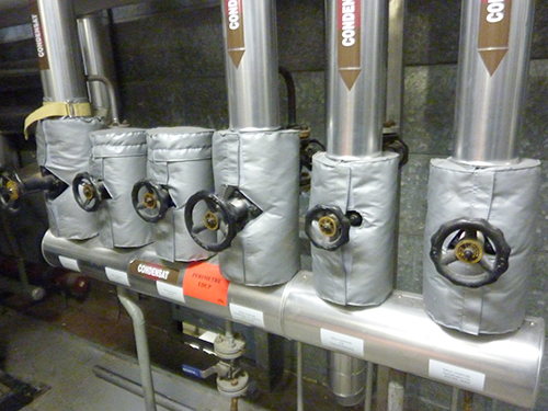 Matelas manteaux isolants wahl isolation calorifugeur depuis 1946 en alsace - Matelas isolant thermique ...